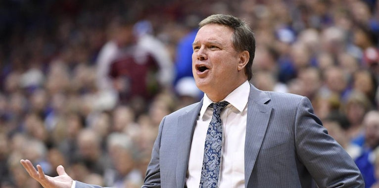 ESPN predicts multiple lineups for Kansas in 2018-19