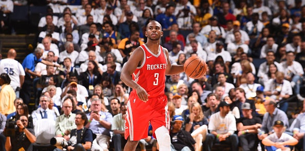 Chris Paul to miss Game 7 of Western Conference Finals