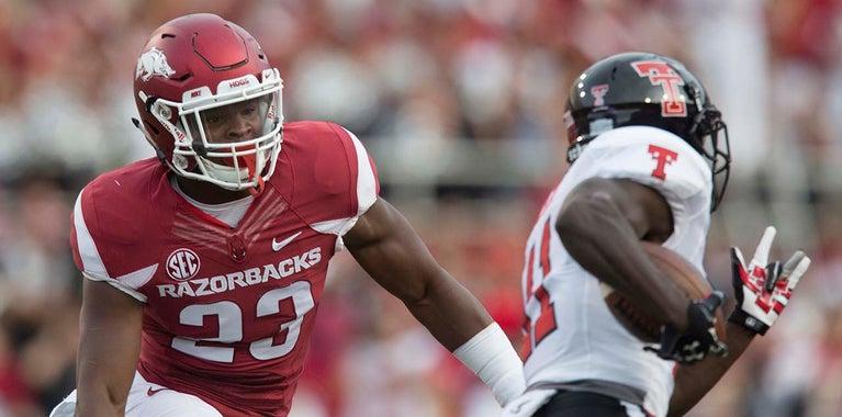 Breaking down Arkansas' linebacker situation for 2018