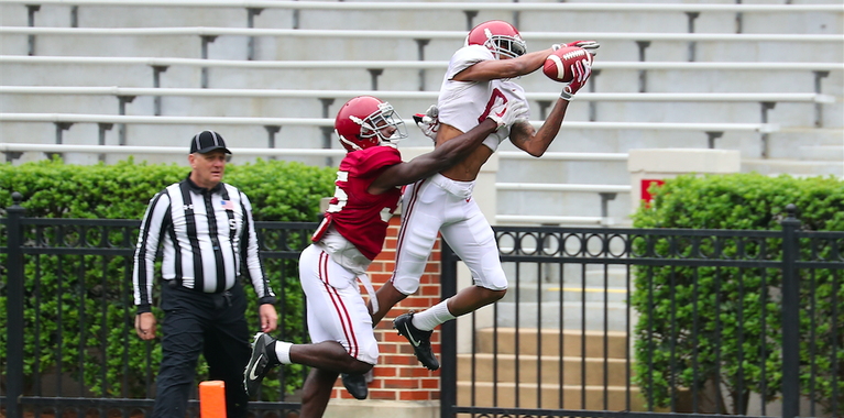 BOL Nuggets: Alabama passing game takes scrimmage center stage