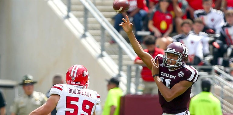 Eight thoughts on the Aggies' tale of two halves