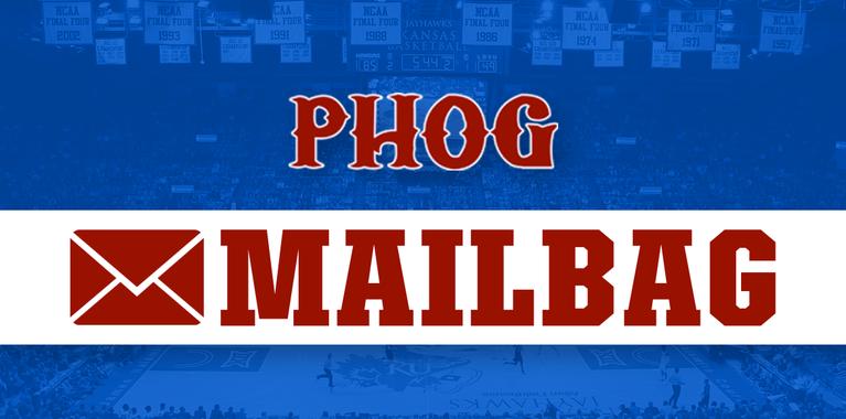 Phog.net mailbag: Matthew Hurt, PG recruits & KU football wins