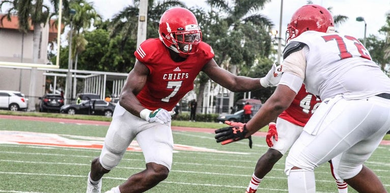2019 Mock Recruiting Class For Miami