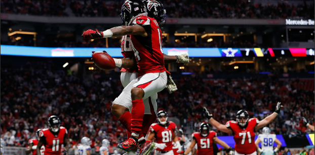 Falcons' first preseason game will get a national TV audience