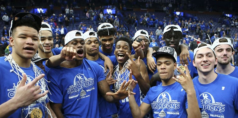 Kentucky takes over the SEC Network July 29
