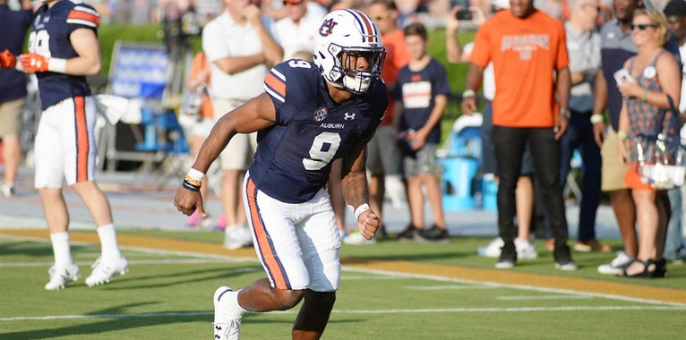 StatTiger Inside the Numbers: Auburn Football Carries Per Game