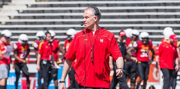 Maryland Announces Spring Football Schedule Details