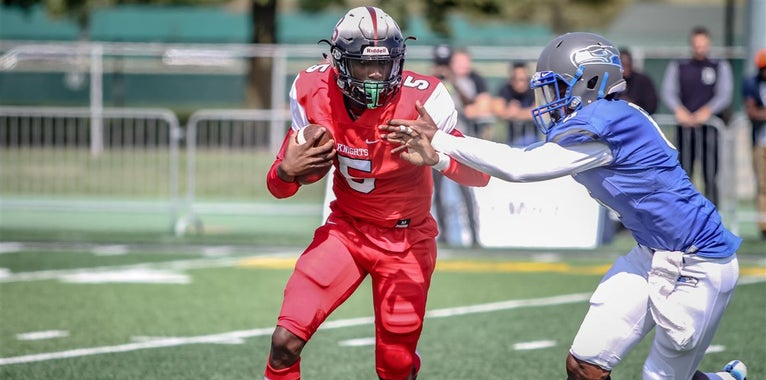 Buckeyes flip high ceiling QB Dwan Mathis - how it happened