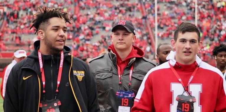 Nebraska recruiting: Crystal Ball Confidence