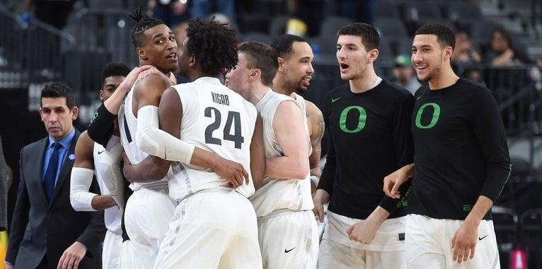 Predicting Oregon's starting five this season