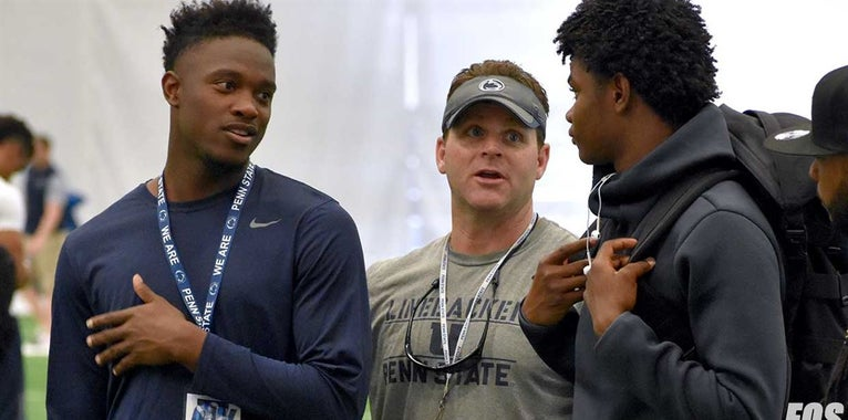 Penn State trending on 247 Crystal Ball for QB Johnson