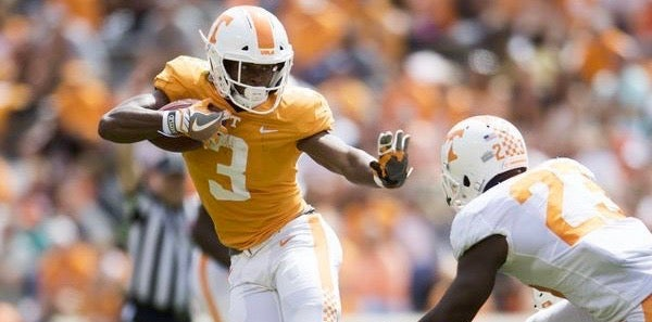 Spring position grades for Tennessee's offense