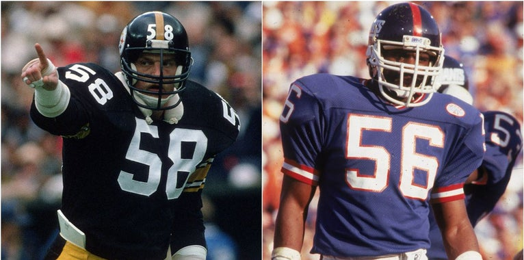 The greatest linebackers in NFL history