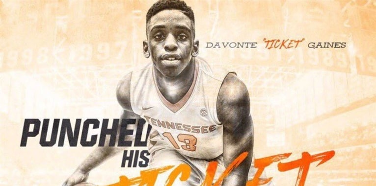 Catching up with 2019 Vols commit Davonte Gaines