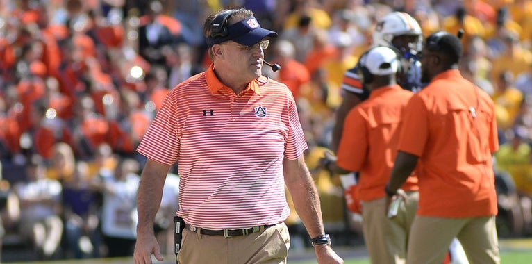 Malzahn: 'Almost' being a champion is not enough