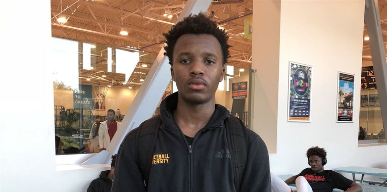 Recruiting notes from first two days of live period
