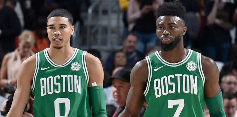 When Celtics offer Brown for 5, Mavs will have a Tatum counter