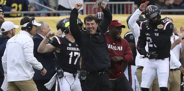 Anonymous coaches talk Will Muschamp, Gamecocks in 2018