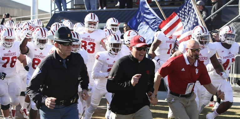 Hoosiers hoping to be undefeated after non-conference games