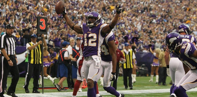 Percy Harvin details his fight with migraines and anxiety