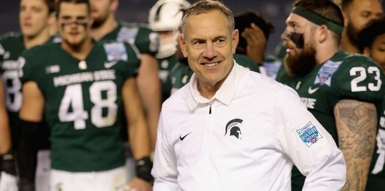Media poll predicts MSU to finish second in Big Ten East