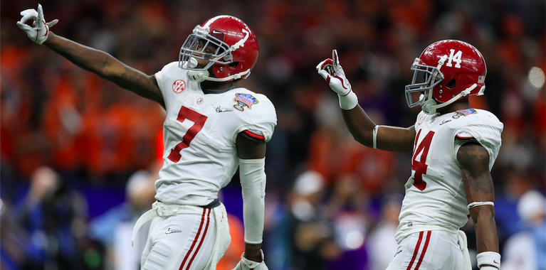 Five fall camp questions for Alabama's pass defense