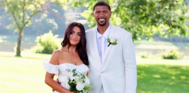 Jalen Rose marries ESPN coworker Molly Qerim
