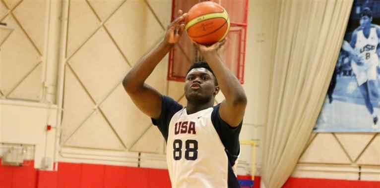 Incoming Duke freshmen heading to USA Basketball U18 camp