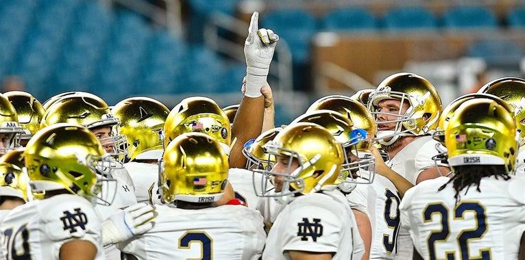 Fall development: Notre Dame commits/prospects