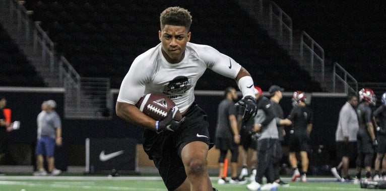 Top247 RB Jones talks about the moment he committed to Stanford