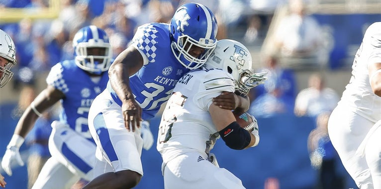 Former UK LB Eli Brown granted immediate eligibility at WKU