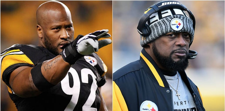 James Harrison says Mike Tomlin needs to be more disciplined