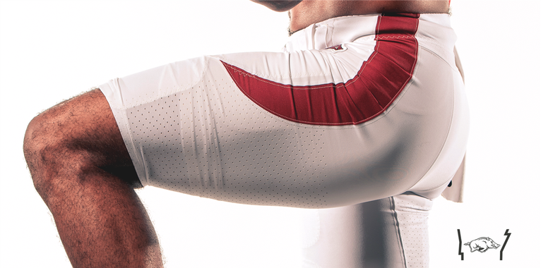 Arkansas introduces new football uniforms