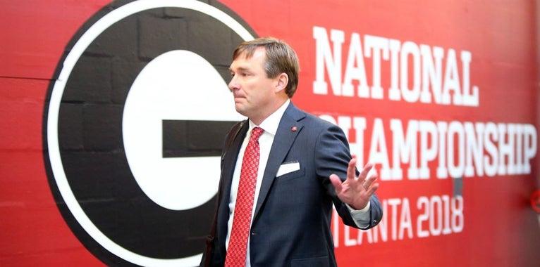 Georgia Bulldogs at SEC Media Days: What we're watching