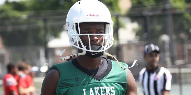 Watch: Michigan State commit Tre Mosley makes plays at 7-on-7