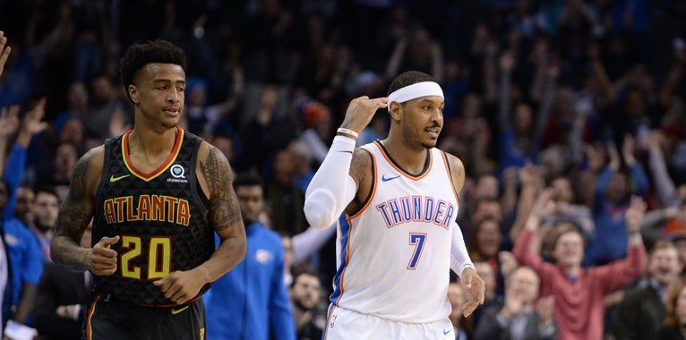 Report: Thunder targeting Schroder in potential Melo trade