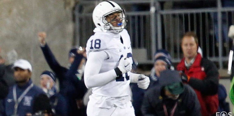 Penn State's defensive line adds significant weight over spring