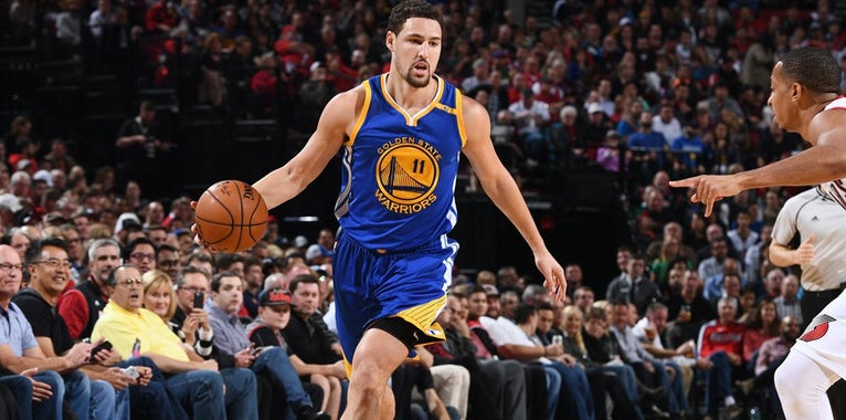 Klay Thompson expected to play in Game 5 vs. Rockets