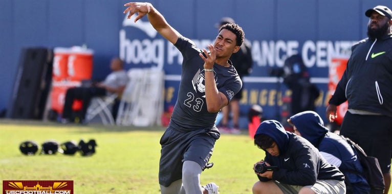 USC Recruiting: Trojans make Top 6 for 2020 QB Bryce Young
