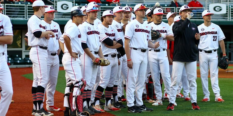 Georgia baseball to host NCAA regional for first time since 2008