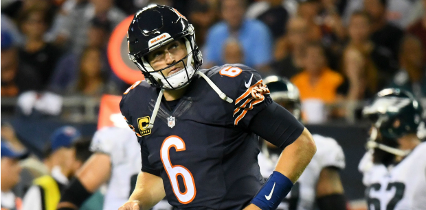 Bears have spent fifth-most money at quarterback since 2013