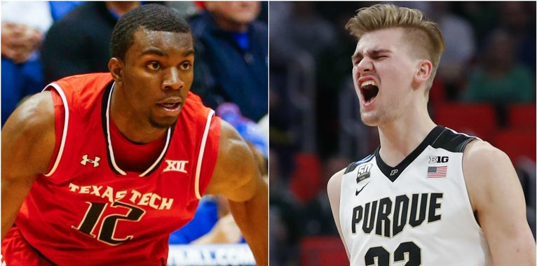 NCAA Tournament preview: No. 3 Texas Tech vs. No. 2 Purdue