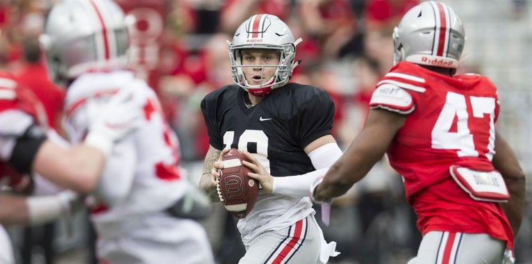 Listen: Tate Martell's role for Ohio State will 'be interesting'