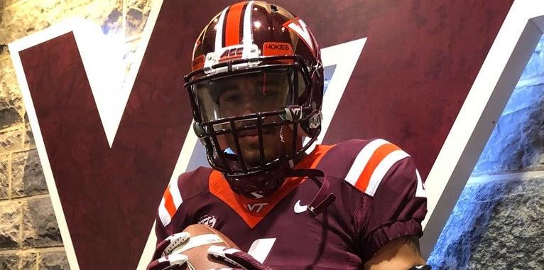 Virginia Tech makes the cut for 2020 5-star