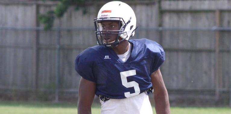 Tide among three standing out for Texas DE