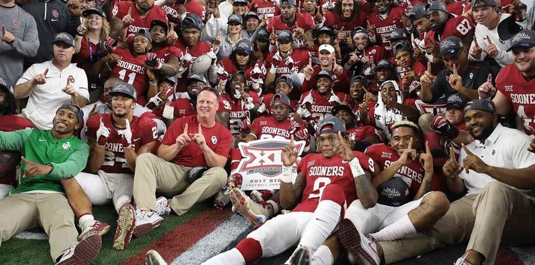 20 Year Coaching Vet Cale Gundy still excited about Sooner FB