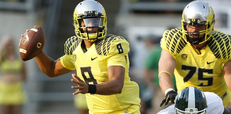 Oregon's 10 highest-rated quarterback commits all-time