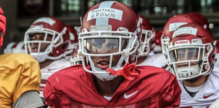 Big things ahead for Montaric 'Buster' Brown at Arkansas?