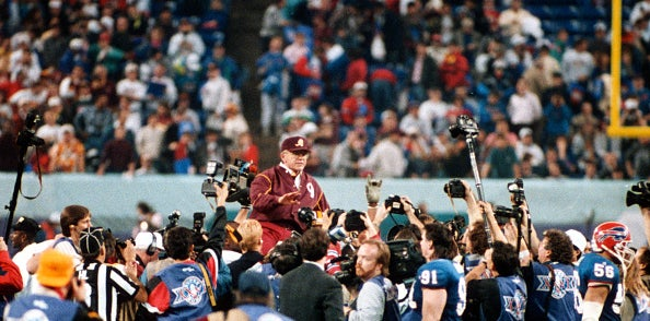 The ten greatest moments in Washington Redskins history
