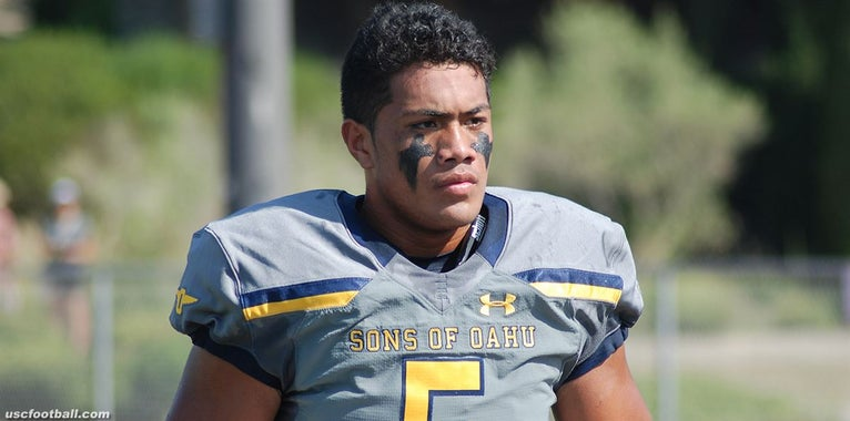 UCLA In Top Five for Linebacker Target Maninoa Tufono